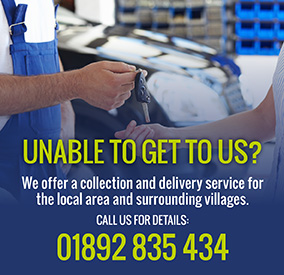 Local collection & delivery service
